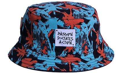 The Legits Paradise Bucket Hat 2
