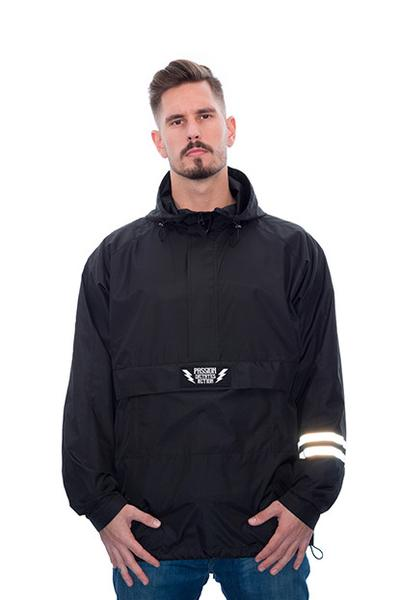 Nation of Doers - Nylon Jacket front